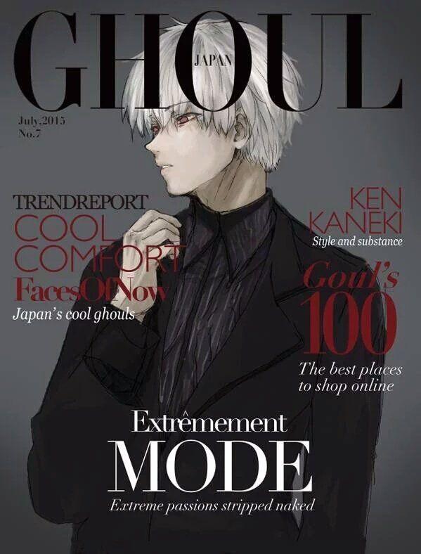 Photo of Tokyo Ghoul (@GhoulishArtwork)