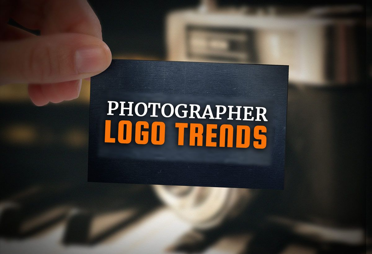 The 5 Photographer Logo Trends Design You Must Know