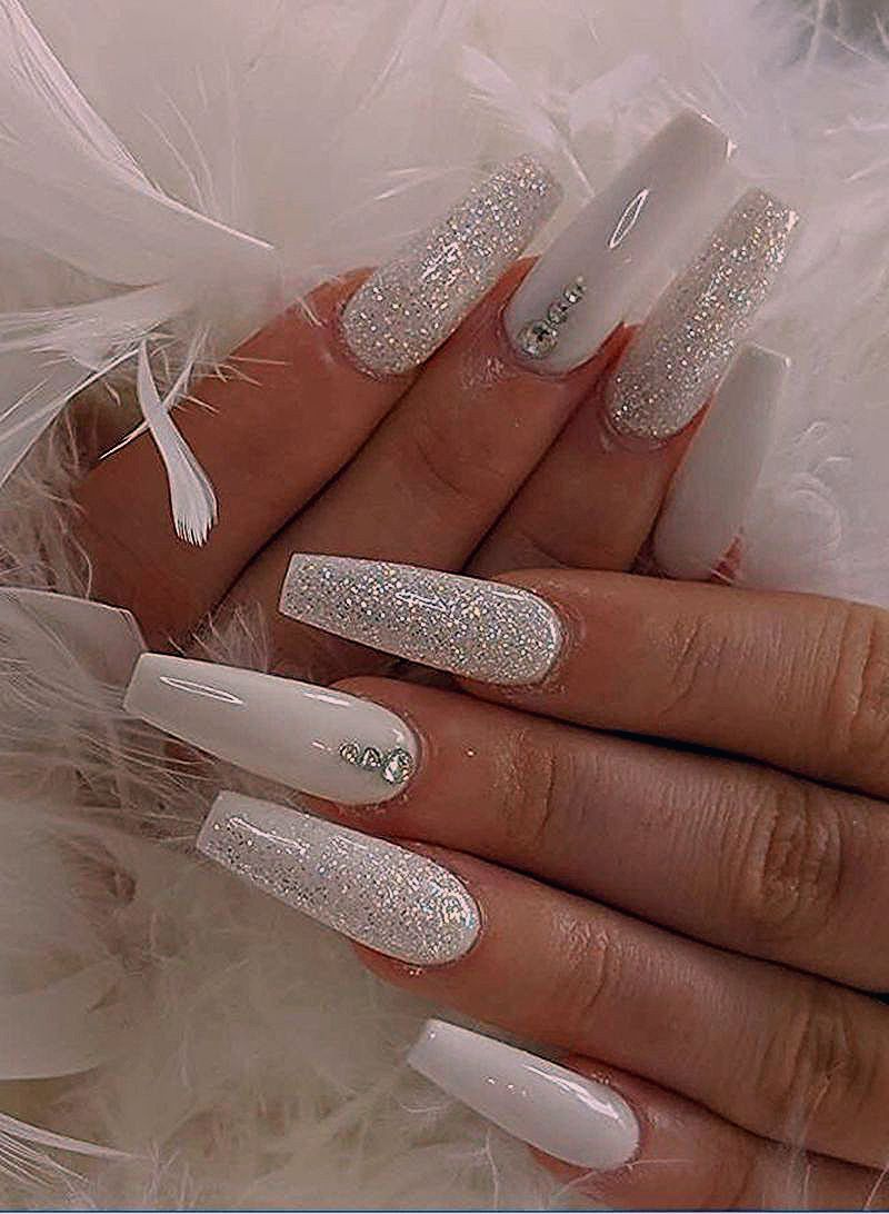 Photo of 48 Pretty Acrylic Coffin Nails Design You Need To Try