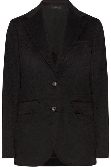 The Row - Nodler felt blazer. Cashmere JacketBlack FeltJackets FashionBlack  ...