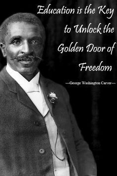 George Washington Carver Famous Quotes Quotesgram George Washington Carver Black Scientists African American Inventors