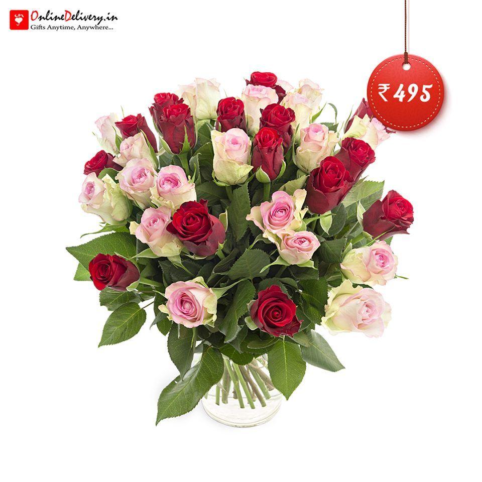 Buy Flowers In Delhi From Flowers Shop In Delhi Online Flower Delivery Flower Delivery Online Flower Shop