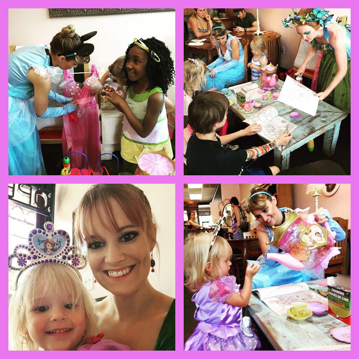 Dance Exploration Princess Days! #FairyTaleDanceCamps2015