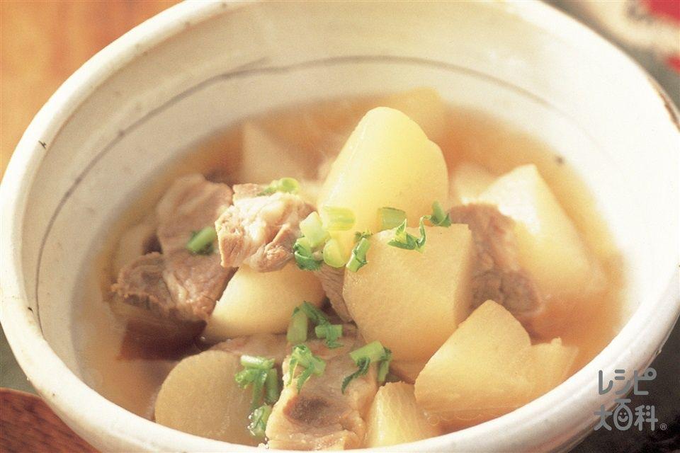 豚肉 肩 ロース レシピ