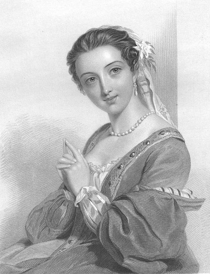 Artistas Hayter Pai Charles Hayter (17611835), eo filho