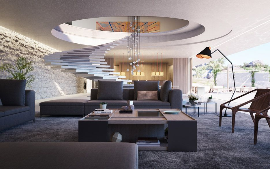 Superhouse brand of luxury houses by Ström Architects 2017