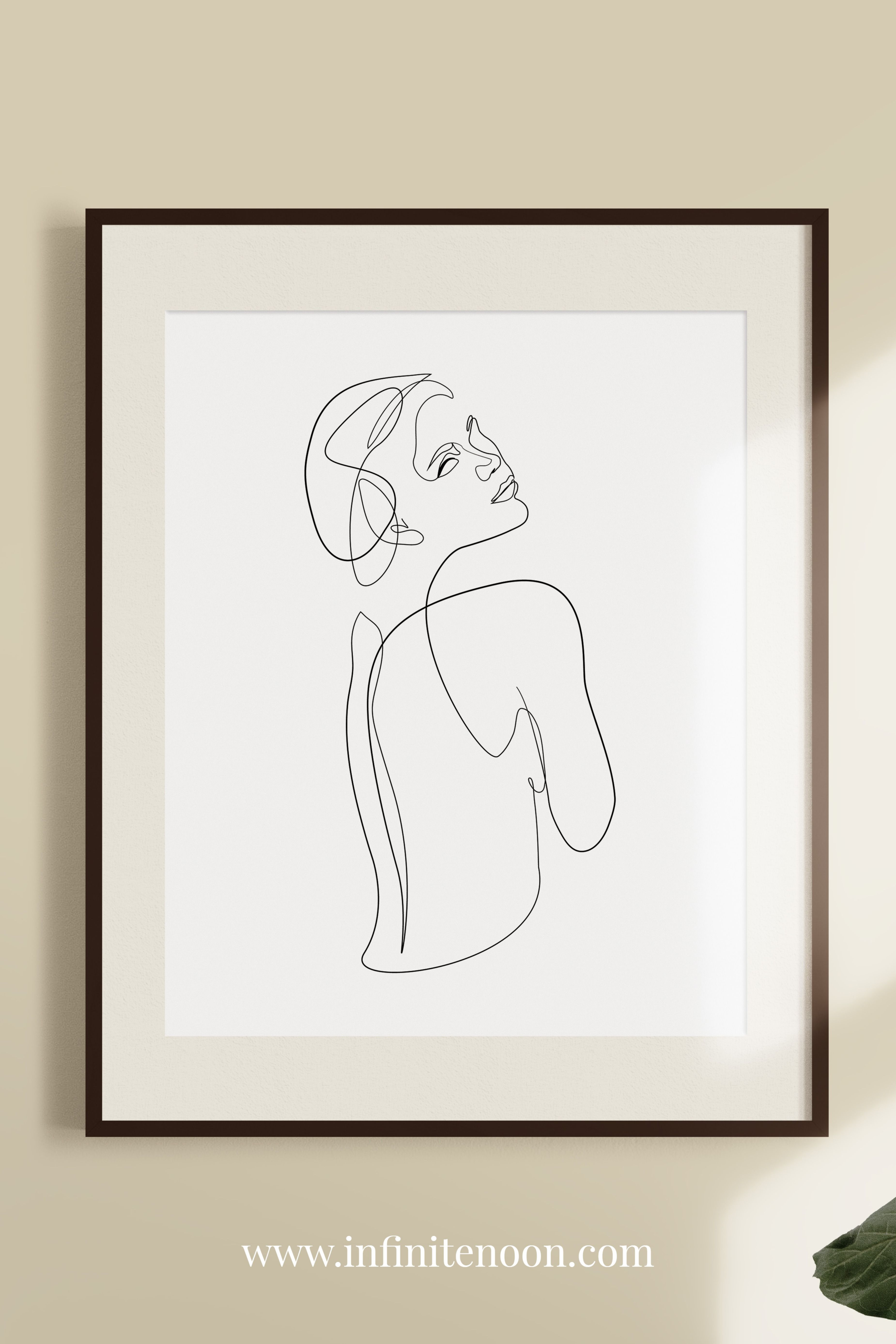 Woman S Back No 4 Printable Wall Art With Images Feminine