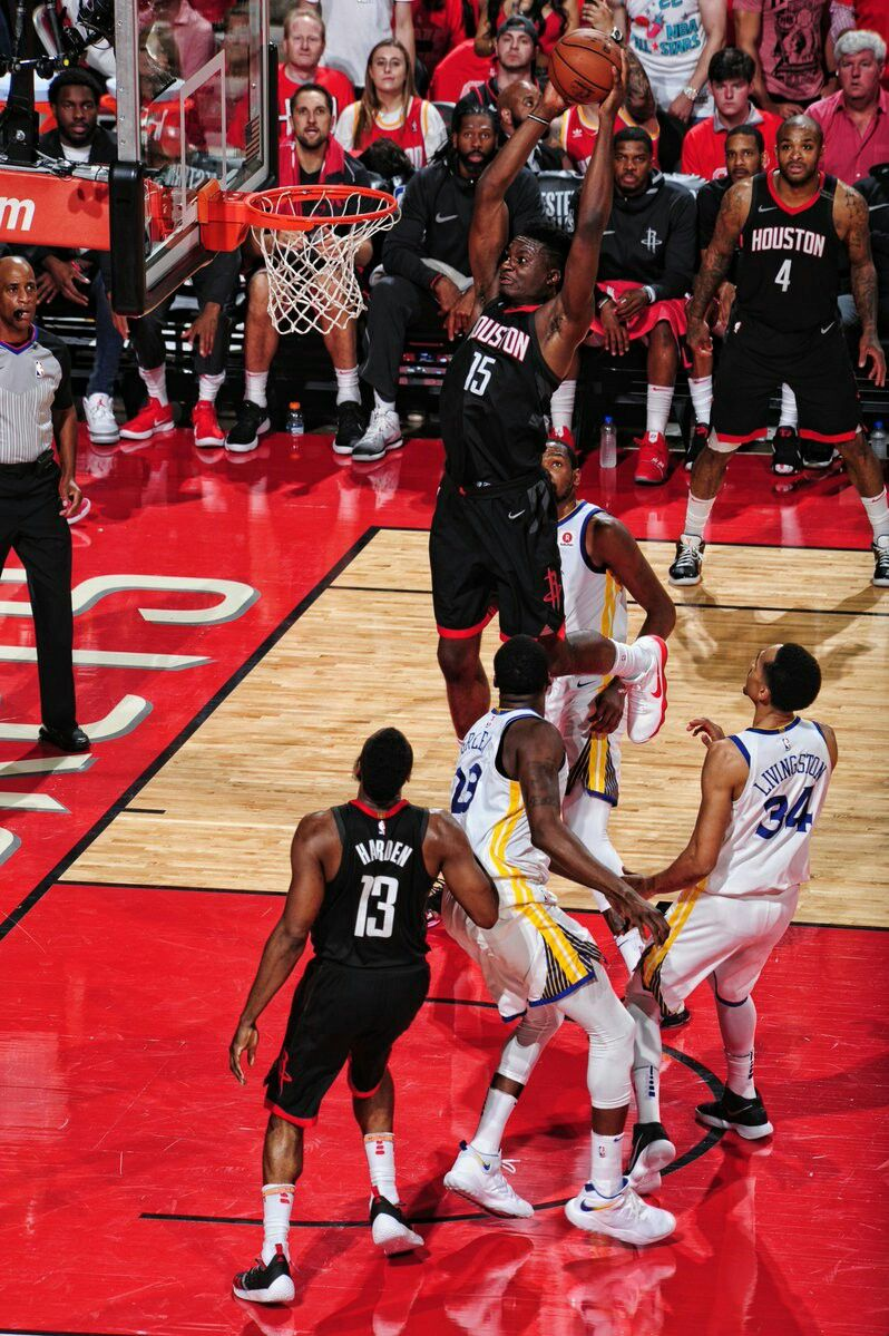 Clint Capela (With images) Houston rockets, Nba players