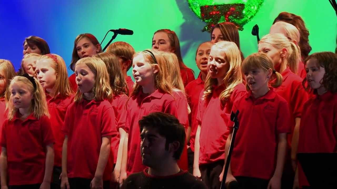One Voice Children's Choir - Love Grows at Christmastime - This is ...