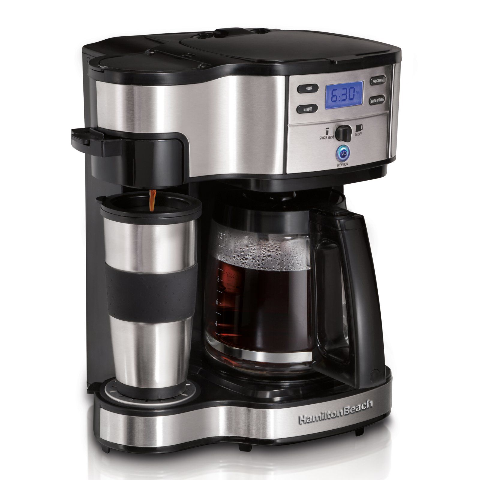 Hamilton Beach 2Way Brewer Coffee Maker Best drip