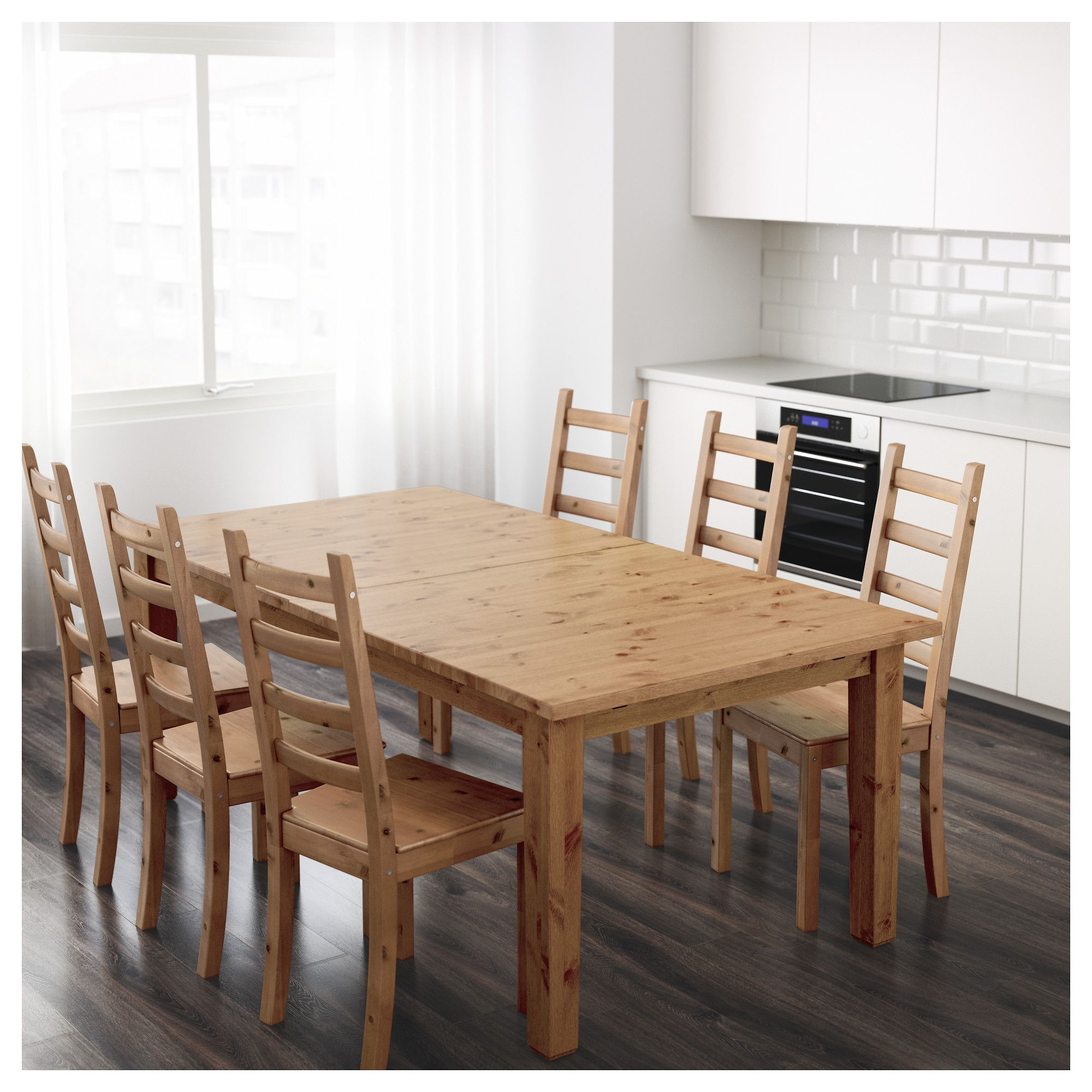 Furniture And Home Furnishings Table Ikea Extendable