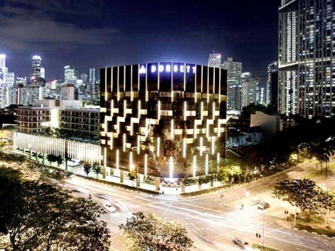 Crowne Plaza Changi Airport Singapore hotels, Singapore