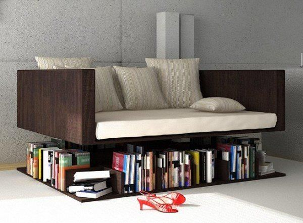 Sofa Library E Saving Furniture