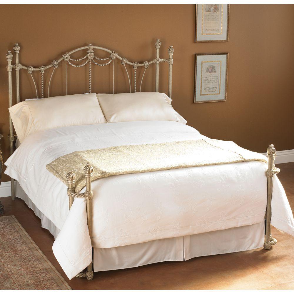 Maywood Bed by Wesley Allen Wesley Allen Iron Beds
