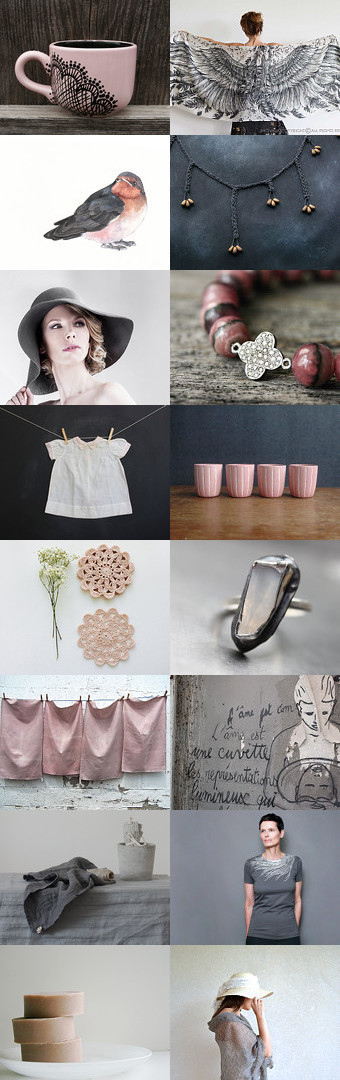 Add Some Pink to Your Day by Irene Suchocki on Etsy--Pinned with TreasuryPin.com