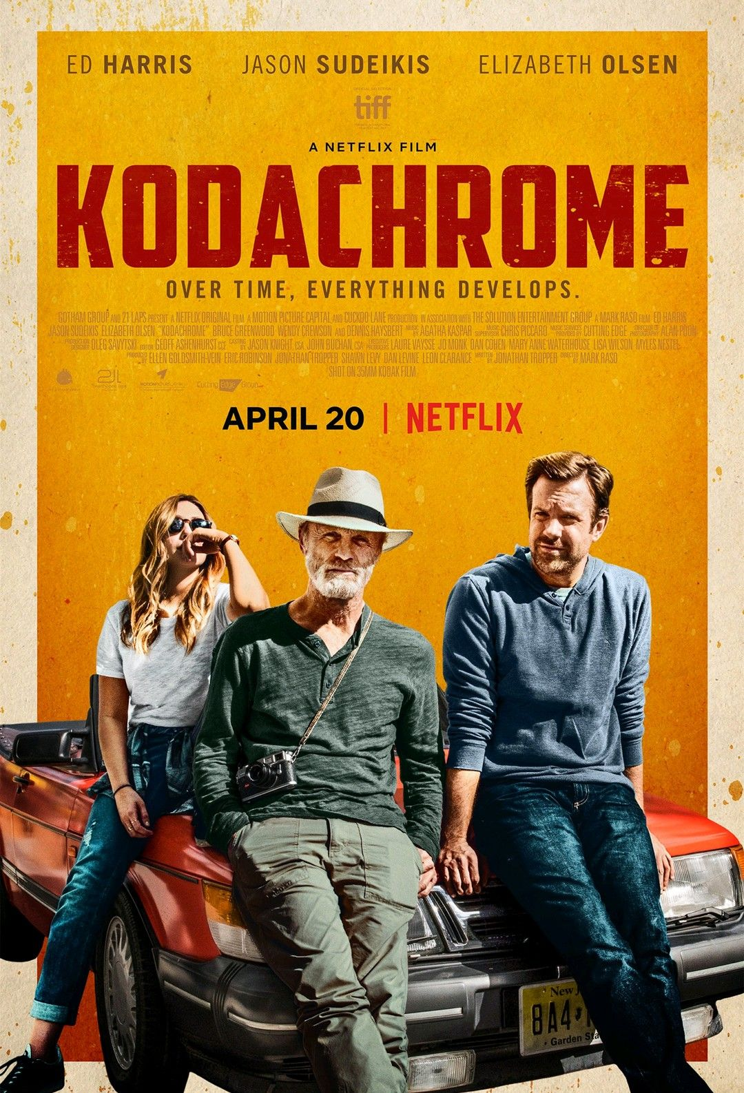 Kodachrome, Netflix, 2018. Novo filme da netflix, Filmes