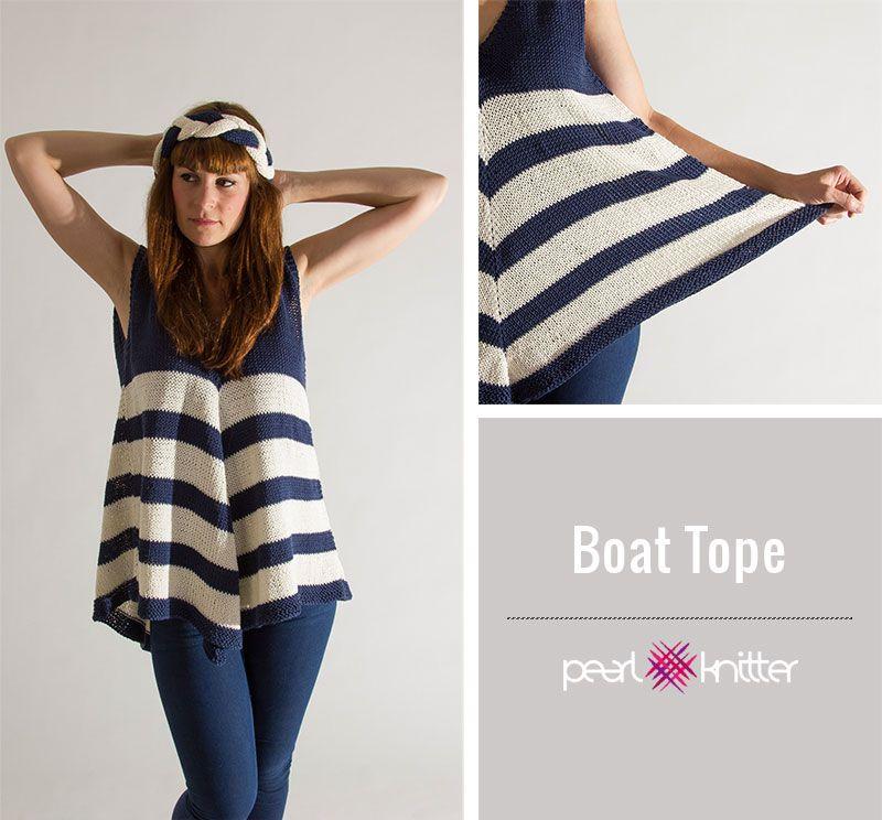 tejer patrones de verano en algodón | Ganchillo - jersey | Pinterest ...