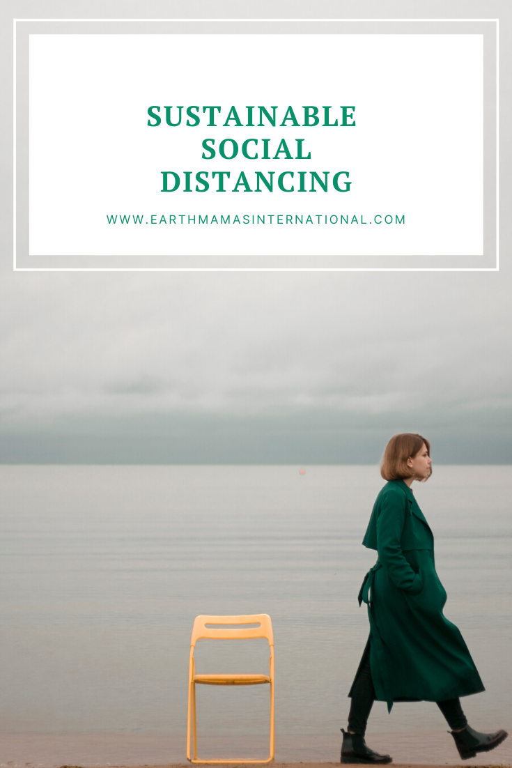 Sustainable Social Distancing in 2020 Social distance