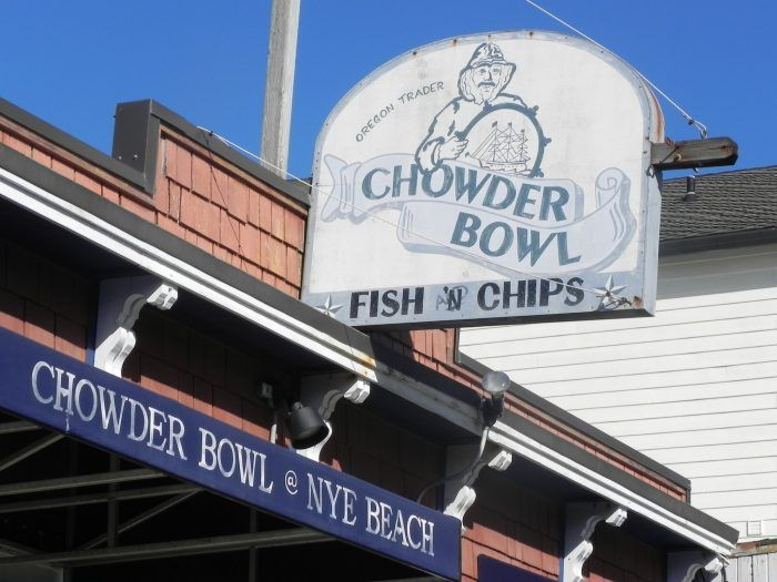 This Casual Beachside Restaurant In Newport Serves Amazing Clam Chowder Right Off The Gorgeous Nye Beach