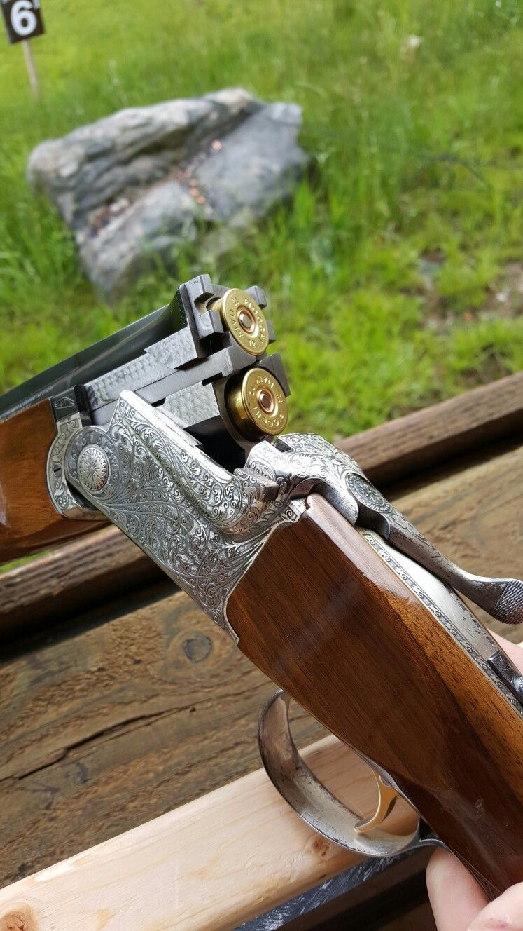 SKB 600 - Garcia | shotguns | Guns, Firearms, Shotgun