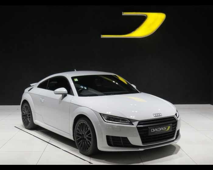 AUDI TT TFSI COUPE S TRONIC Httpwwwdadasmotorland - Audi official website