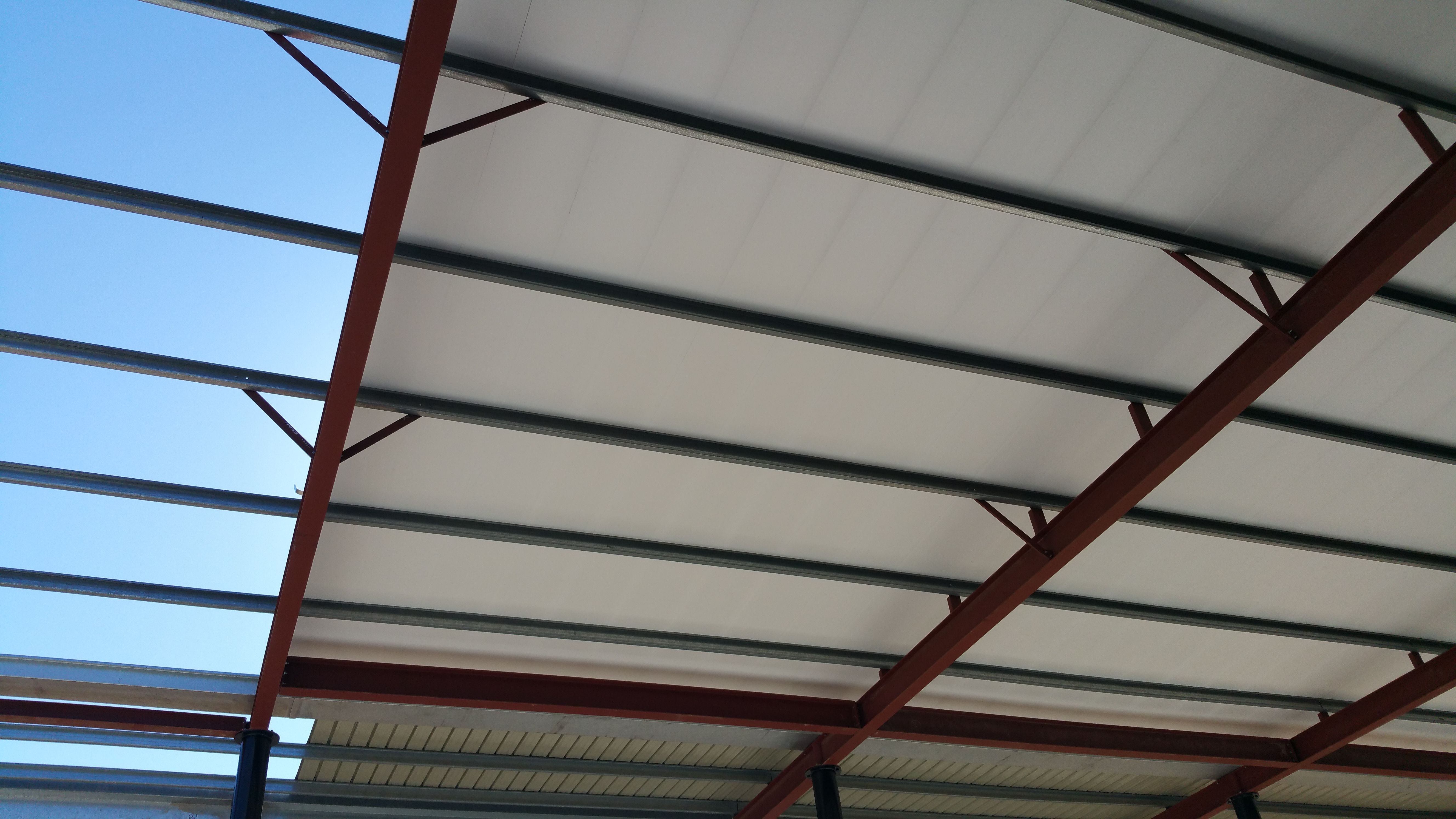 Over Purlin Insulation In 2020 Roof Insulation Industrial Buildings Roofing Sheets