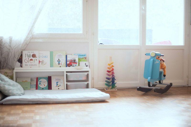Comment Amenager Une Chambre D Enfant Montessori En 2020 Avec