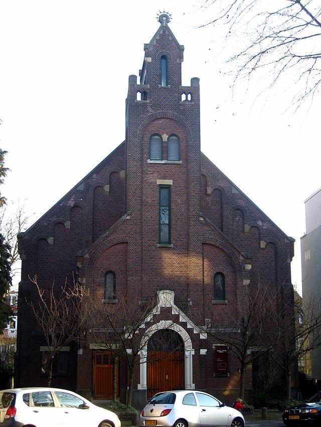 Remonstrantse Kerk in Dordrecht