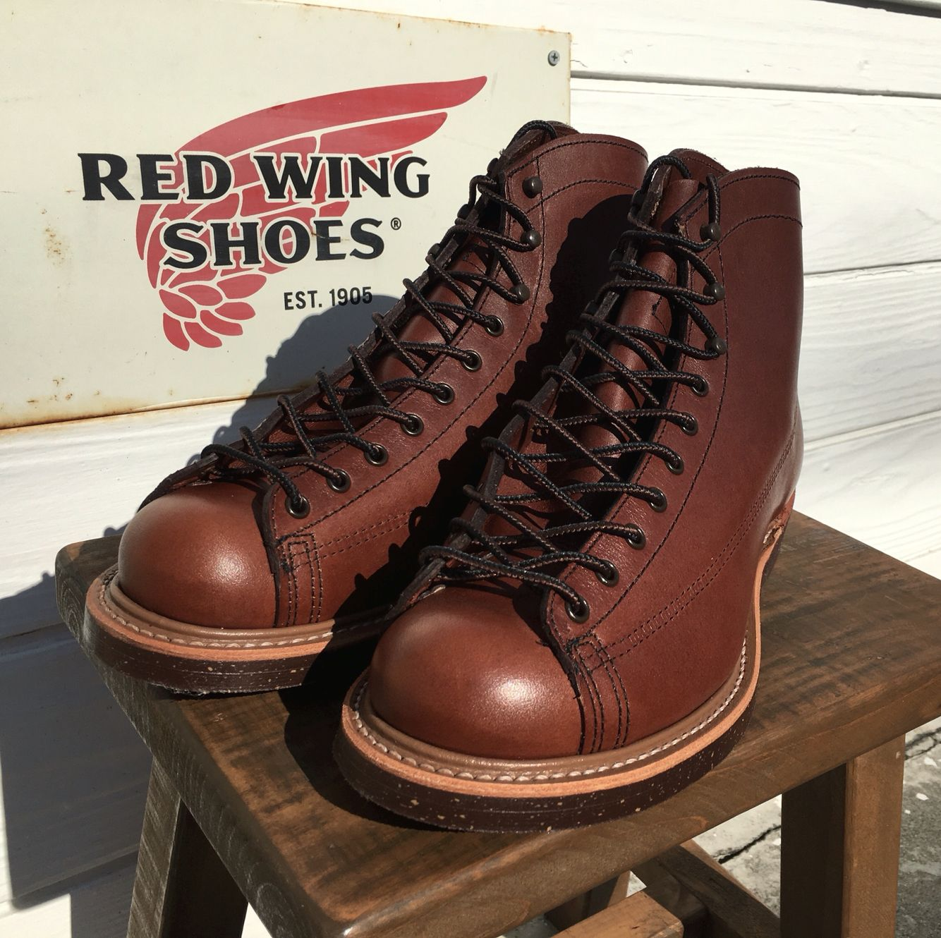 Red Wing Lineman Boot 2996 | Red wing