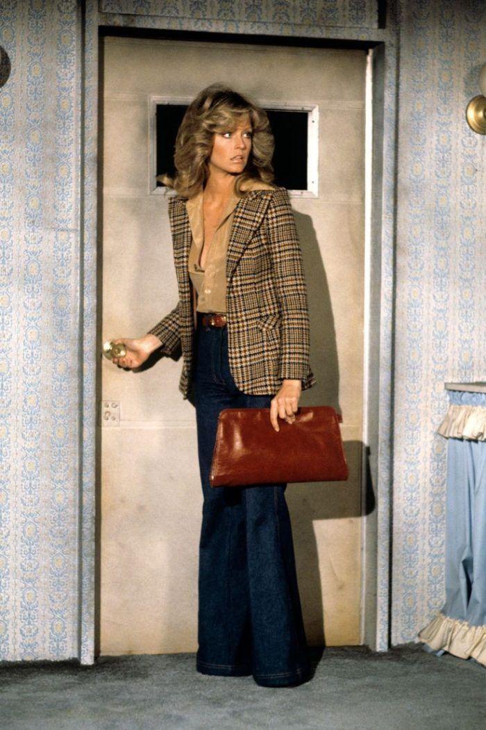 1970 sind zurück: Wie trägt man den Stil der Siebziger - Mode Und Outfit Trends #70sfashion