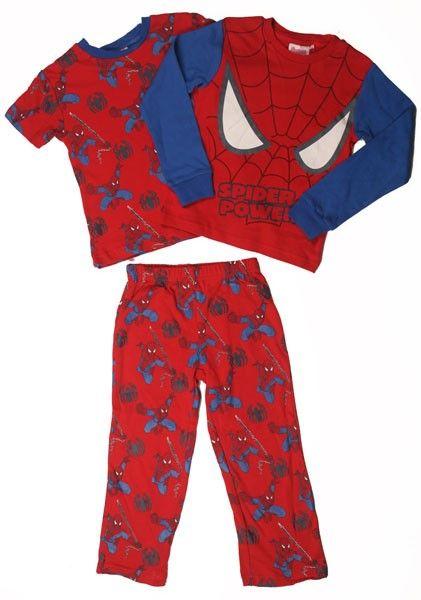 452c97d36f Pijama Spiderman Precio en oferta  21€