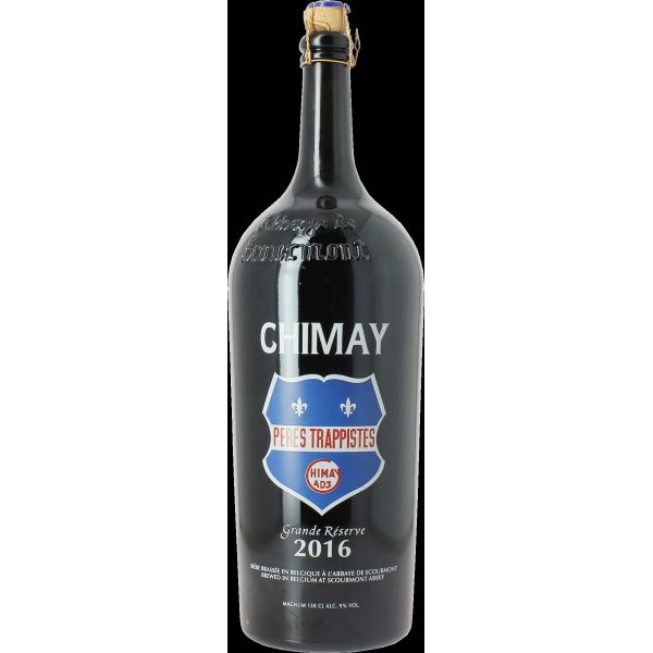 Bia Chimay 9% - Chai Đặc Biệt 1.5l - Bia Nhập Khẩu