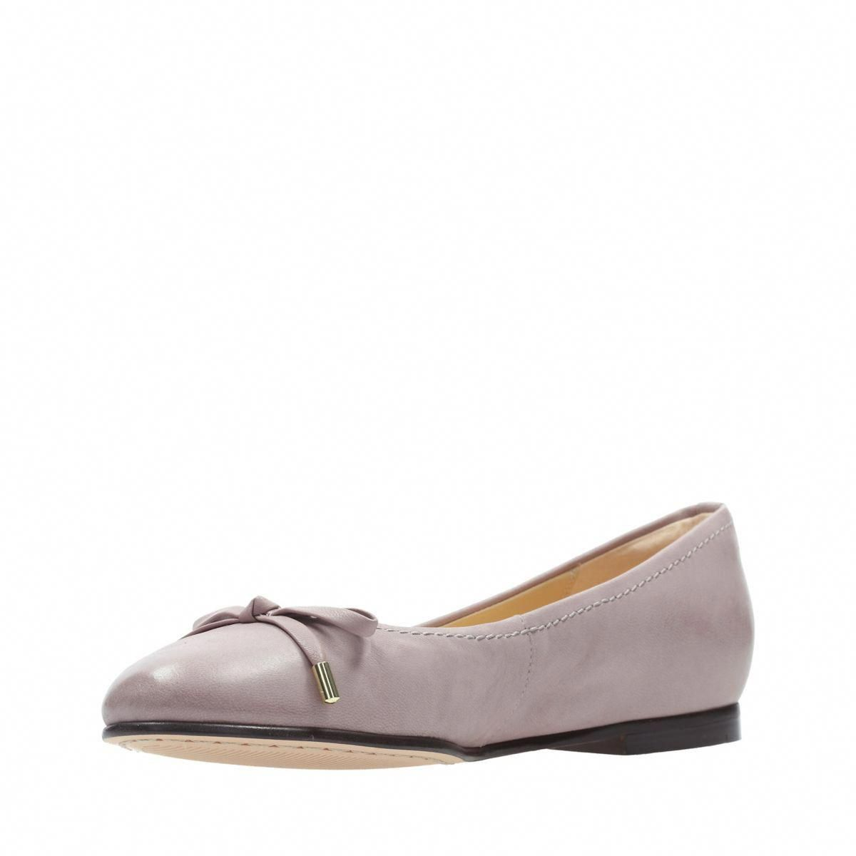 3a3f8a0f853 Clarks Grace Lily - Womens Shoes Lilac 7.5  womensshoes