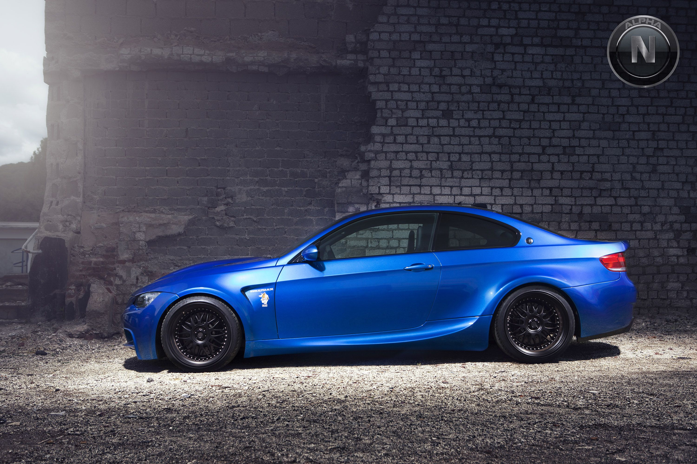 Nice ALPHA N Performance BT92 BMW E92 M3