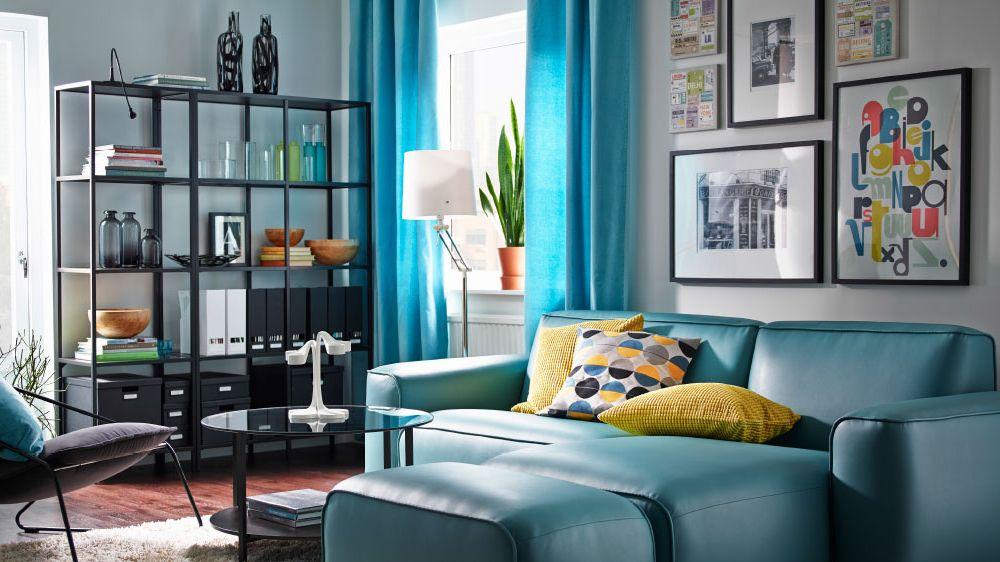 Comment décorer le mur au-dessus du canapé ? Salons, Living rooms