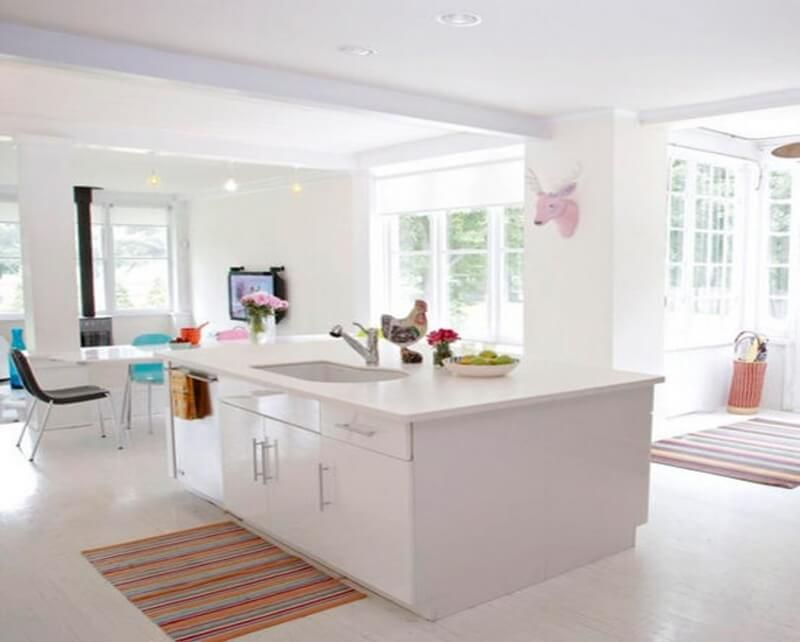 Kitchen Island are more practical than kitchen bars Bar, Kitchens