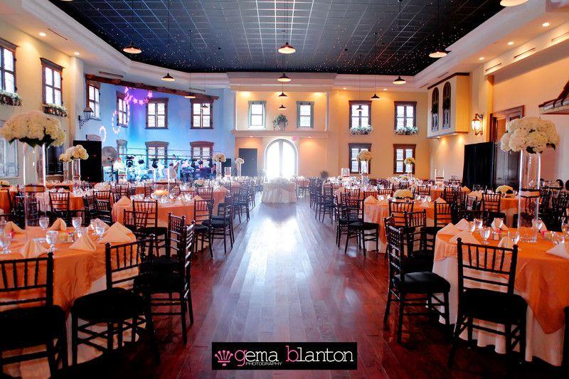 Villa Di Felicita Wedding Ceremony Reception Venue Texas