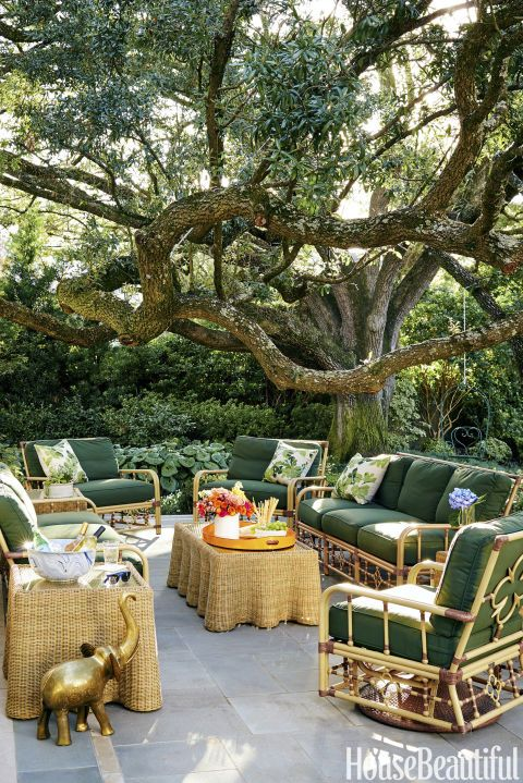 50 Chic Patio Ideas to Steal For Your Own Backyard