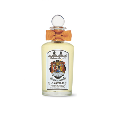 Created in 1998, Castile is a classic citrus shot through with the intoxicating thrill of neroli. Fresh and bursting with the dusky sensuality of warm Mediterranean nights!!!  Used by both ladies and men.
