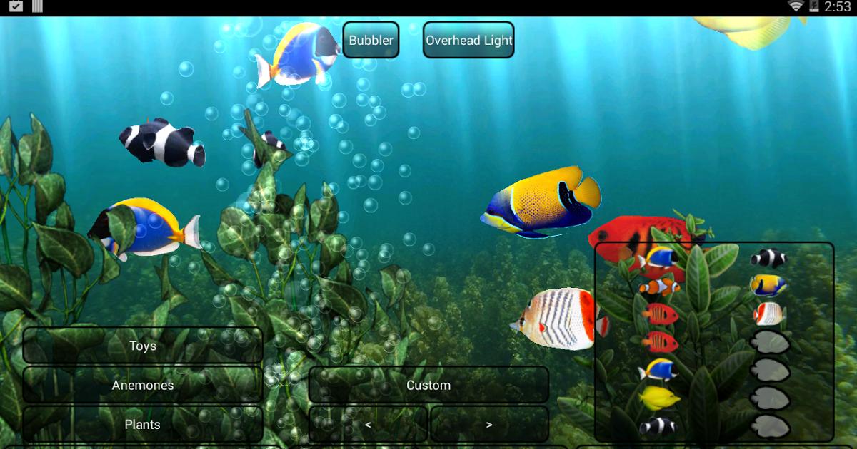 Paling Bagus 26 Wallpaper Bergerak Games Aquarium Free Live Wallpaper 3 2 Download Apk For Android Wallpaper Jam Bergerak Untu Di 2020 Kertas Dinding Aquarium Gerak