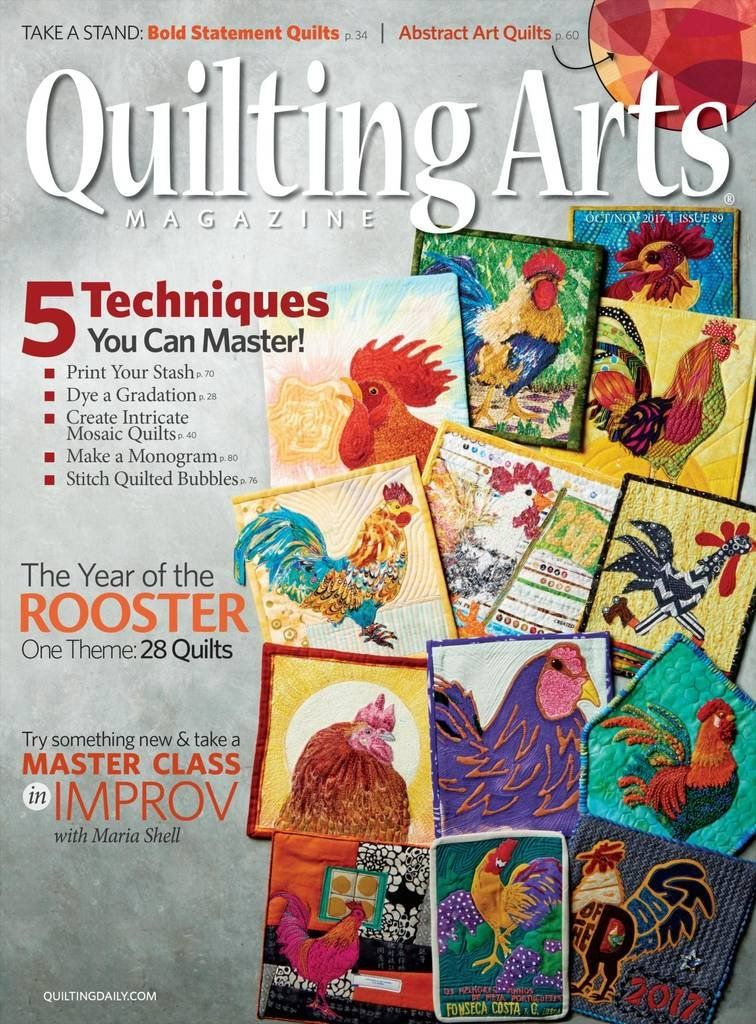 Quilting Arts. Find out why Quilting Arts is the leading magazine ... : quilt art magazine - Adamdwight.com
