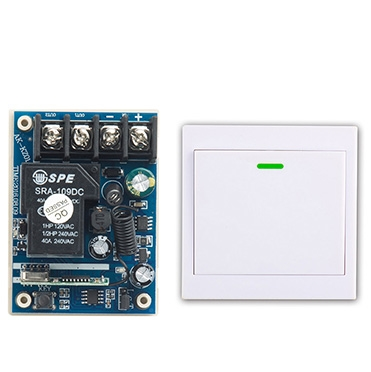 16.68$  Buy here - http://ali3hc.shopchina.info/go.php?t=32796224761 - latest DC12V 24V 36V 48V 1CH Remote Switch Receiver Wall Transmitter Wireless Power Switch 315MHZ Radio Controlled Switch Relay 16.68$ #buychinaproducts