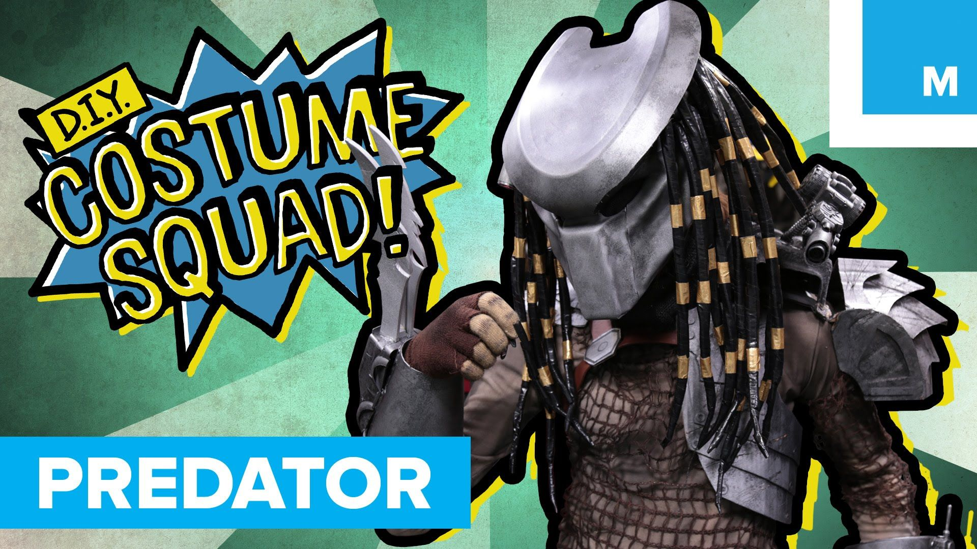 Make Your Own Predator Costume | DIY Costume Squad  sc 1 st  Pinterest & Make Your Own Predator Costume | DIY Costume Squad | Cosplay Tips ...