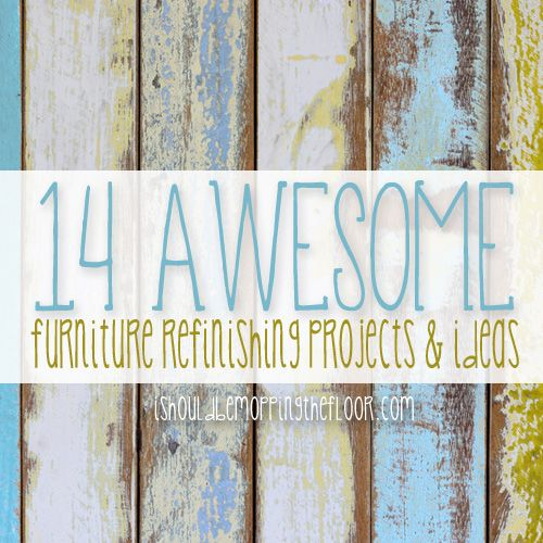 diy furniture refinishing projects. 14 Awesome Furniture Refinishing Projects And Ideas Diy