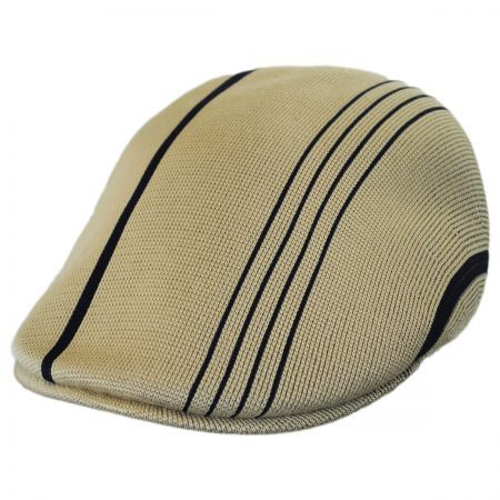 Kangol Multi Stripe 507 Duckbill Ivy Cap Ivy Cap Hat Shop Kangol