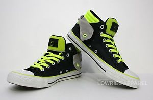 CharcoalNeon Green converse all star sandals ladies