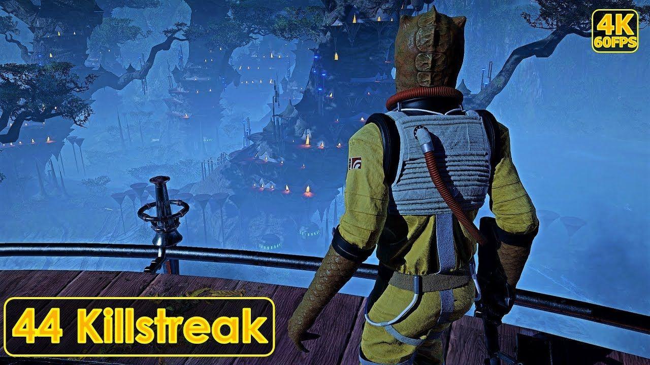 Star Wars Battlefront 2 Some Fun Post Stream Gameplay No