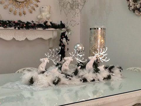 Cómo decoro mi casa para la Navidad - YouTube navidad para - decoracion navidea para exteriores de casas