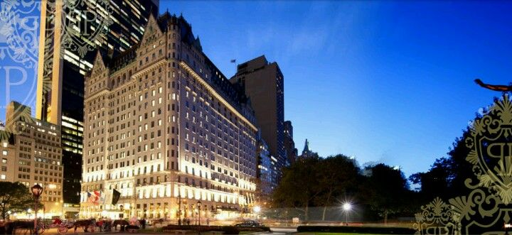 Historic, elegant, magnificent! The Plaza Hotel NYC