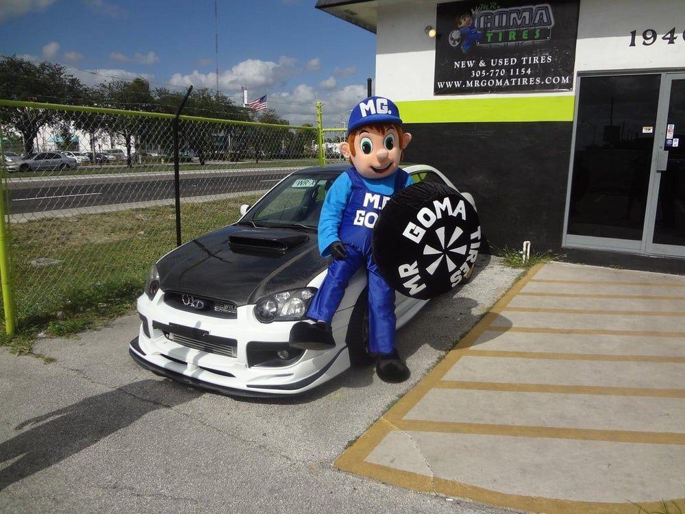 Photo Of Mr Goma Tires Wheels Miami Fl United States Stores
